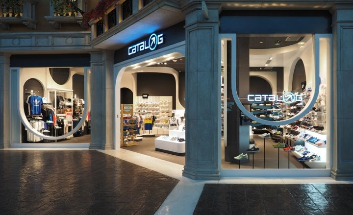 Catalog store by Purge, Macau – China » Retail Design Blog