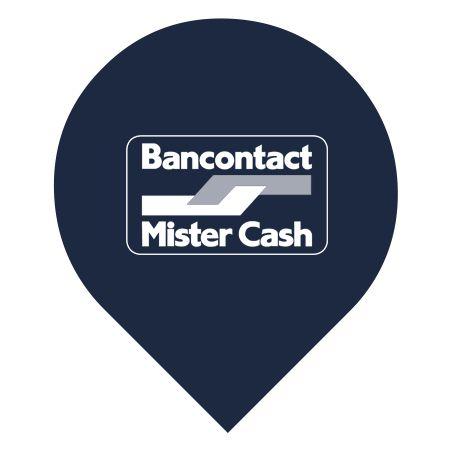 Bancontact / MisterCash is een bank betaalmethoden uit en voor België, waarmee uw klanten via hun eigen vertrouwde bankomgeving betalen. U kunt Mister Cash zien als het iDEAL van België. Het is een erg populaire betaalmethode en dus zeer geschikt voor iedere ondernemer met klanten in België.