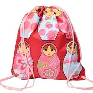 Bobble Art - Swimming Bag - Babushka