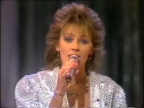 Eurovision 1986 Germany - Ingrid Peters - Über die Brücke geh'n - YouTube