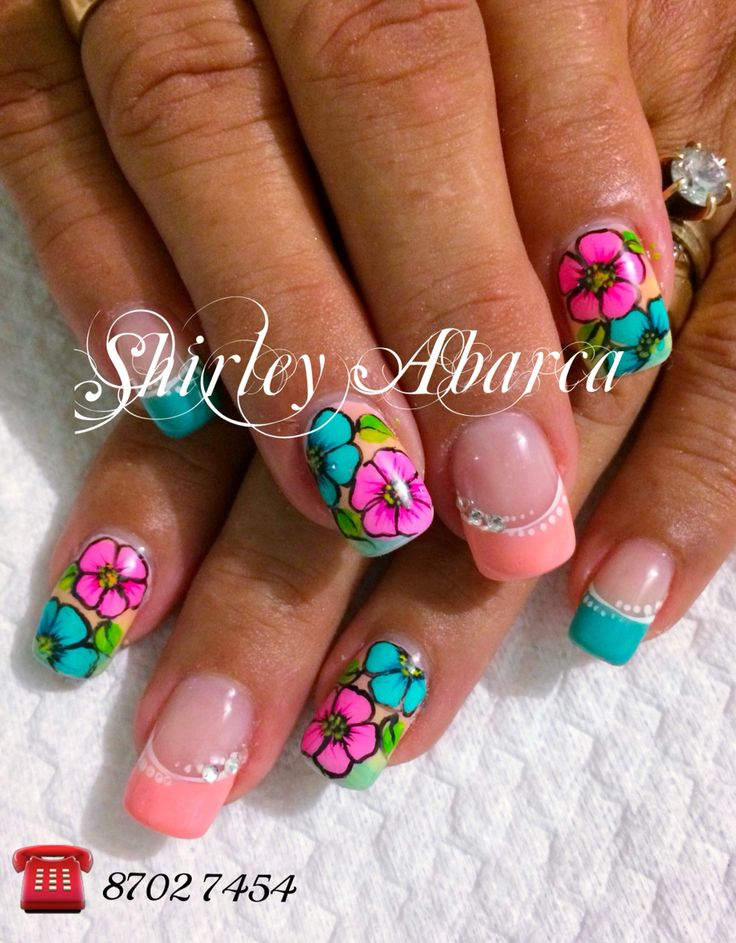 D'Shirley Abarca Nails