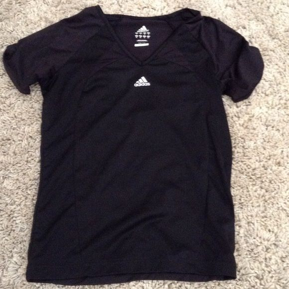 Adidas workout shirt sz S Adidas workout shirt sz S with no stains and no rips Adidas Tops Tees - Short Sleeve