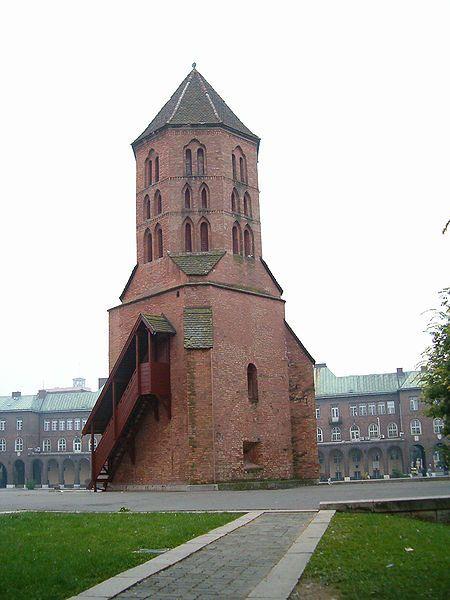 Dömötör Tower (13th century) Szeged Hungary
