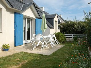 Maison  avec jardin clos à proximité des plages