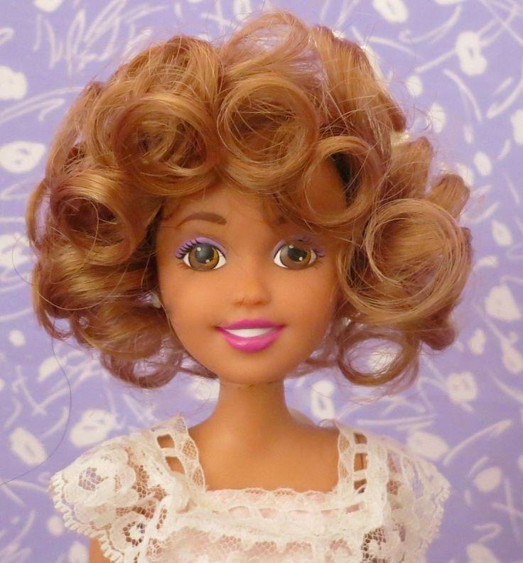 Global HONEY Stw. Blond Doll Wig Sz 7-8 Curly - BJD, MSD Porcelain, Full Cap | Dolls & Bears, Dolls, Doll Making & Repair | eBay!