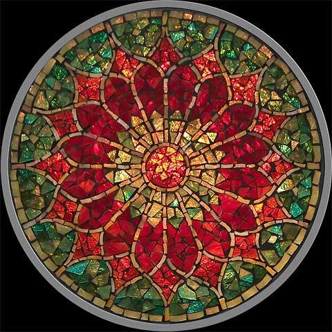 Mosaic moldura de roda de demolição