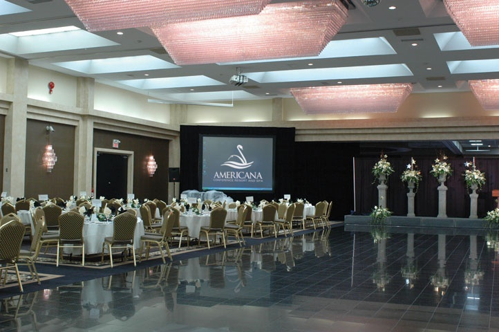 Americana Resort Niagara Falls | Meeting and Corporate Services |