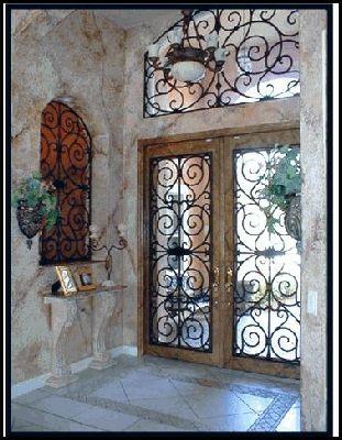 Best 25 Iron Doors Ideas On Pinterest Iron Front Door