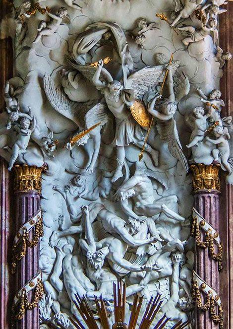 Details, details...St. Michael's Church, Vienna, Austria, photo by Lucas.