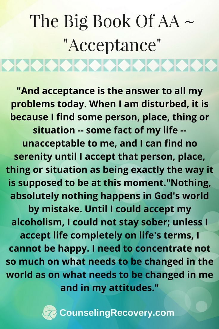 12 step slogans | inspirational quotes | Alcoholics Anonymous | acceptance prayer | letting go | 12 step recovery addiction | AA | codependency recovery | 12 step recovery quotes #acceptance #recovery #recoveryquotes #inspirationalquotes