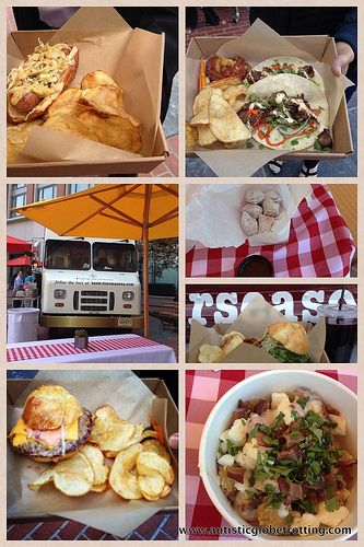 Four Seasons Food Truck