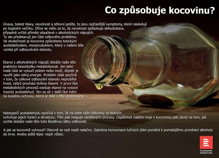 Co způsobuje kocovinu? #alkohol