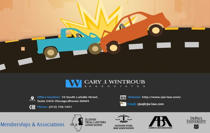 At Cary J. Wintroub & Associates, our Chicago car accident lawyers are dedicated to helping the victims of car crashes obtain maximum financial recovery for their injuries and damages.