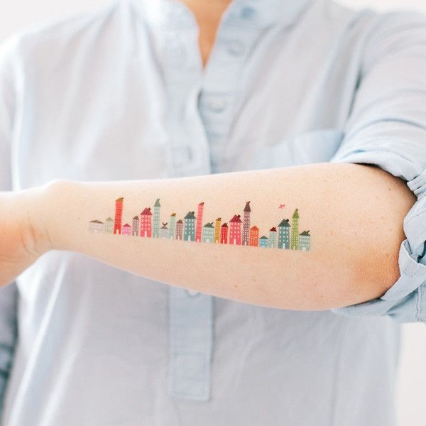 Home Row | Tattly | $5/set of two