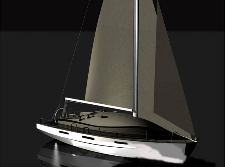 This is a #master #yacht #project made by Yasmin Kather, ex-student. If you want more information do not hesitate to contact us: isad@isad.it