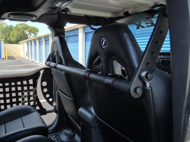 2 Door Custom Rear Seat Bucket Replacing Bench Jeep Jk Jeep