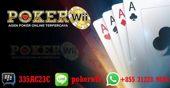 Pin Di Permainan Judi Poker Online Uang Asli