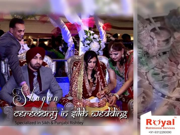 PunjabiWeddingTrivia In This Ceremony All The Family Members And Guest Bless Couples With Wedding TriviaPunjabi
