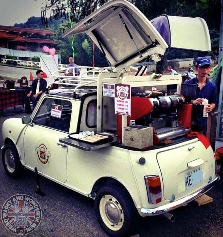 Mornin Miniacs Its no good... I need a major caffeine infusion this morning... can someone send the frickin awesome Mini Coffee Bar round please... Have a great day folks