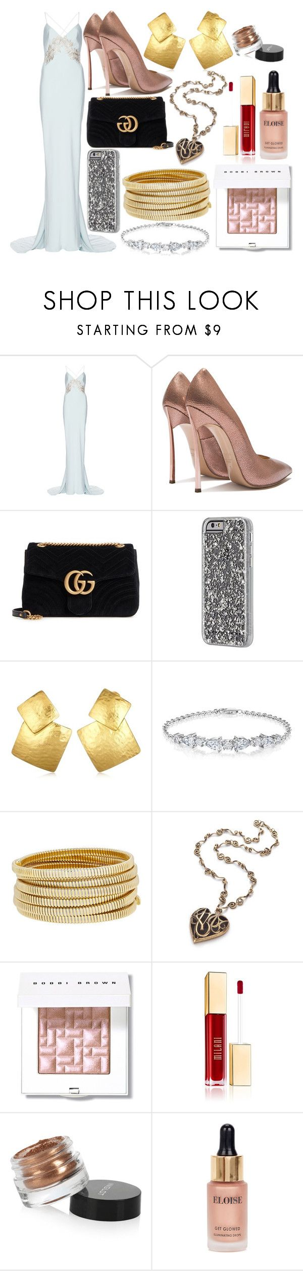 """Sin título #4397"" by onedirection-h1n1l2z1 on Polyvore featuring Elizabeth Fillmore, Gucci, Case-Mate, Oscar de la Renta, Bagutta, Bobbi Brown Cosmetics, Inglot, Eloise, men's fashion y menswear"
