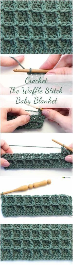 Incrível vídeo tutorial passo a passo para quem quer aprender a fazer crochê t ...