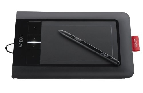 Wacom Bamboo Pen and Touch tablet.