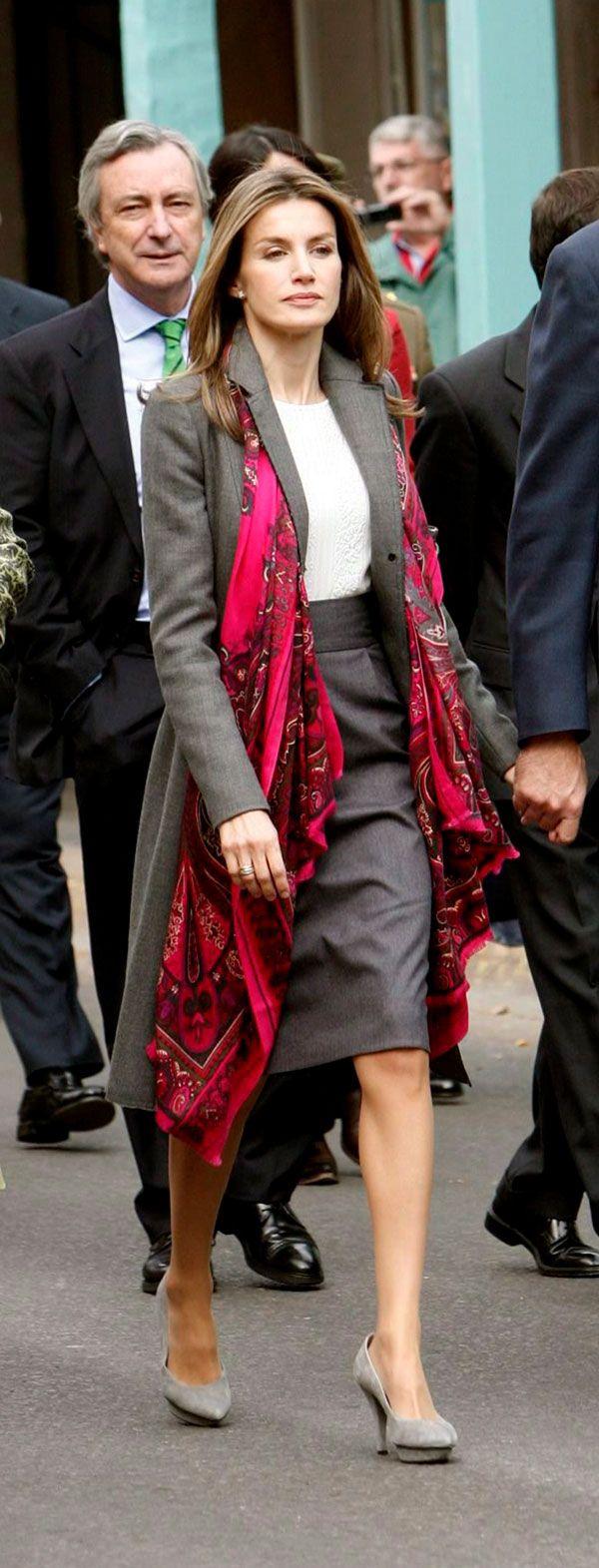 Letizia - Oversize scarf