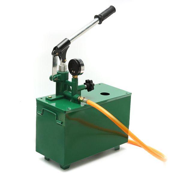 4Mpa 40kg Manual Hydraulic Water Pressure Pump Pipeline Tester Pipeline Leak Detector Pump Machine