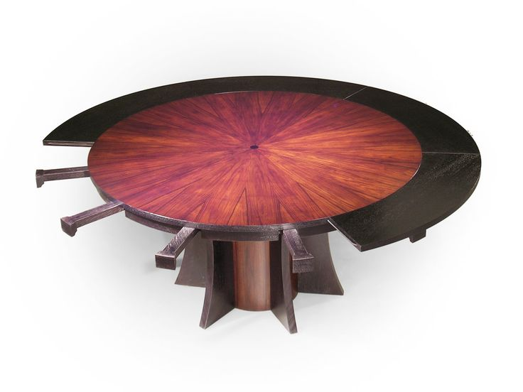 Expandable Spin Table