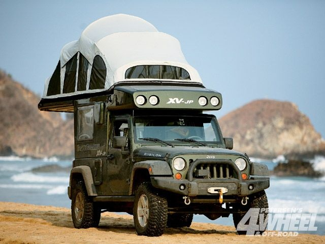 Earth Roamer Expedition Jeep - american made: Jeeps, Jeep Camper, Rv S, Camping, Offroad, Vehicle, Off Road, Earth Roamer