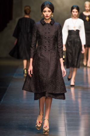 Dolce and Gabbana Fall 2013 RTW collection35.JPG