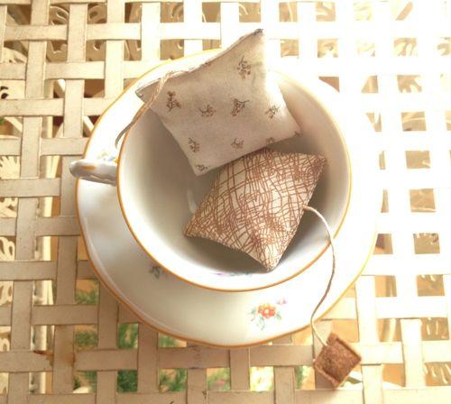 Kit-Tea Toys from Little Lady Pet Bakery