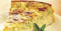 A receita de torta de liquidificador de alho-poró rende aproximadamente 8 porções. Leia mais Receita de torta de liquidificador de legumes Receita de torta de liquidificador de milho Receita de torta de liquidificador de pizza Ingredientes • 1/2 xícara (chá) de óleo • 1 e 1/2 xícaras (chá) de farinha de tr
