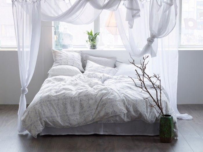 Jotex har tagit fram sängkläder i samarbete med från Varg Designkollektiv.
