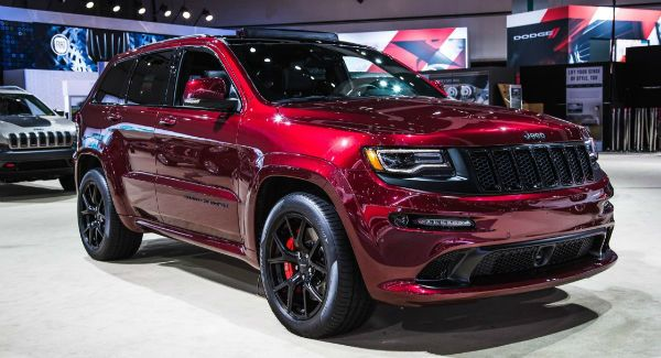 Jeep Grand Cherokee 2020 SRT | Jeep grand cherokee srt ...