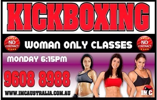 women only classes