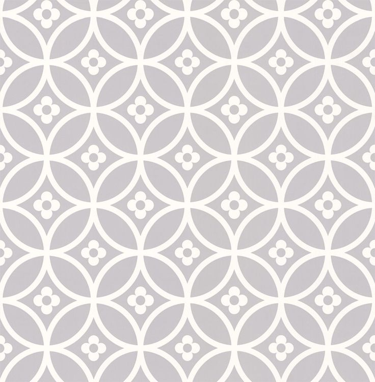 Daisy Chain Small  Silver Moon wallpaper by Layla Faye