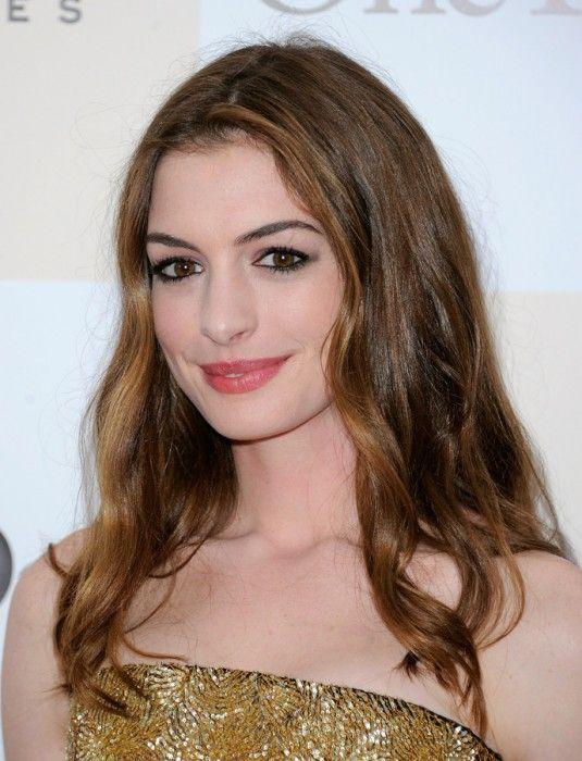 makeup - Anne Hathaway