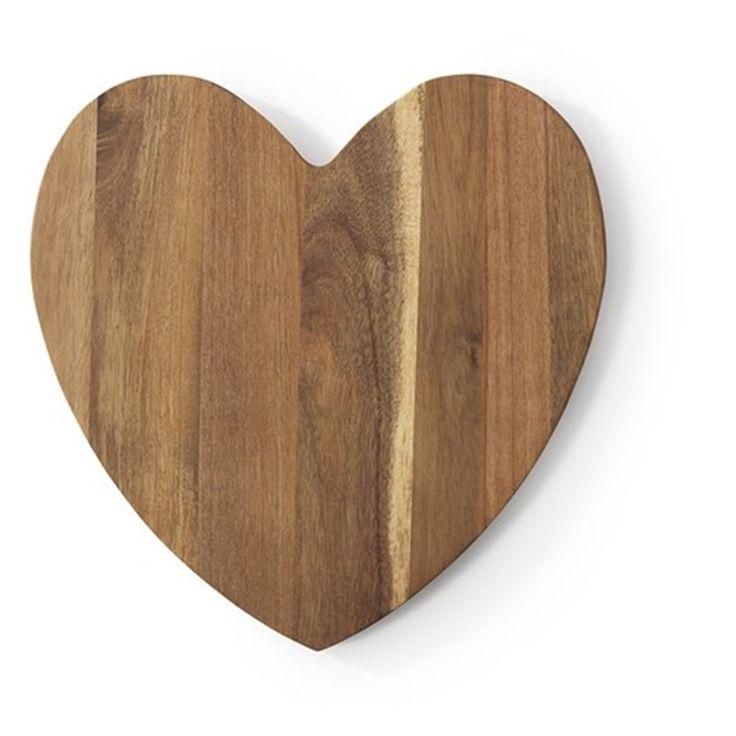 Marie Clair Jolie Heart Board 30cm