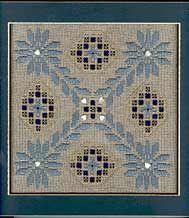 Hardanger drawn threat vainicas Free Patterns « Save the Stitches!