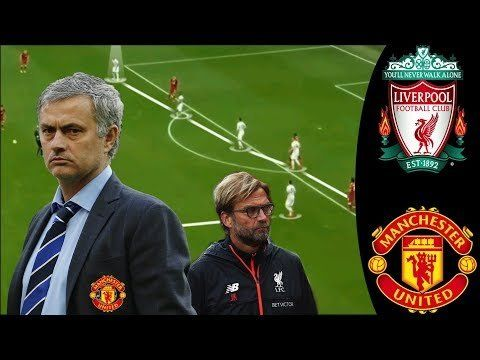awesome Mourinho's Defensive Excellence | Liverpool-Manchester United Analysis - by Piotr Foot
