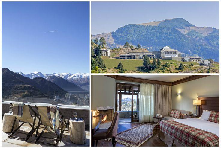 grand metsovo hotel mountain resort best mountain resorts ellada xeimerinoi proorismoi metsovo collage Τα καλύτερα Mountain Resorts & Spa της Ελλάδας #checkin #trivago
