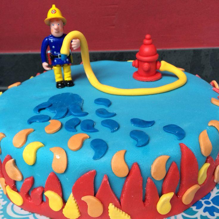 Feuerwehrmann Sam Kuchen