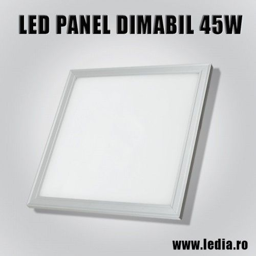Led panel dimabil 45w 60 x 60 cm panou led