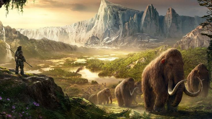 Far Cry Primal concept art source @pcgamer #pcgaming #FPS