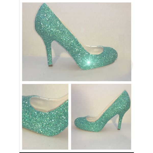 Womens Sparkly Glitter High or Low Pumps Wedge or Peep Toe Stiletto... ($78) ❤ liked on Polyvore featuring shoes, pumps, silver, women's shoes, wedge shoes, silver glitter shoes, silver sparkle pumps, glitter peep toe pumps and silver glitter pumps