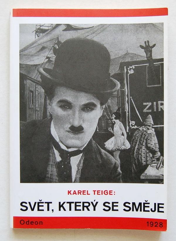 Karel Teige - SVĚT, KTERÝ SE SMĚJE