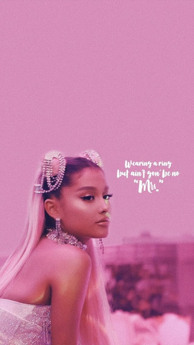 Pin On Ariana Grande Wallpapers