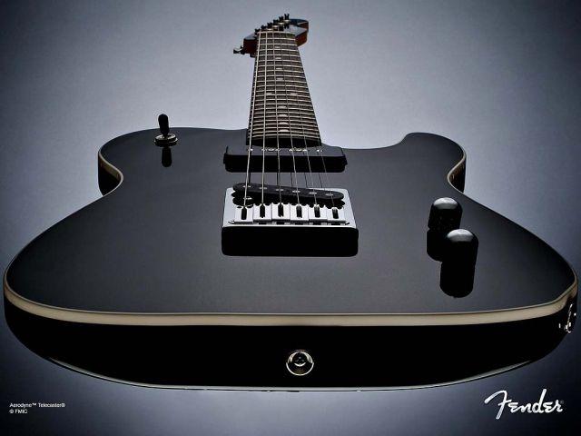 Fender Aerodyne Telecaster Guitar Wallpaper GuitarCentral Music