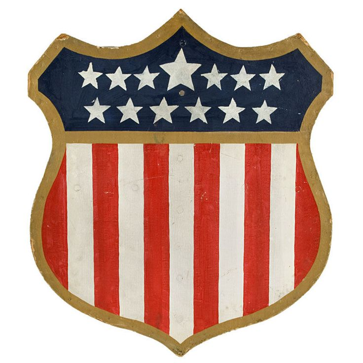 57 best tattoos images on pinterest tattoo designs tattoo ideas large wwi era patriotic american shield with 13 stars publicscrutiny Image collections